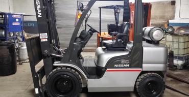 Forklift-Nissan-PL60LP-6000-LP