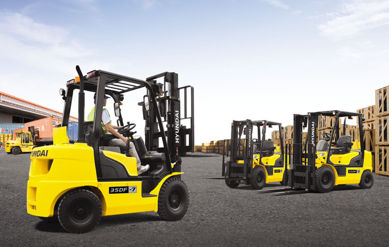 Image result for Forklifts